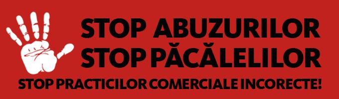 STOP ABUZURI